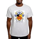 MacLeish Coat of Arms Ash Grey T-Shirt