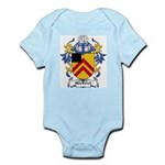 MacLeish Coat of Arms Infant Creeper