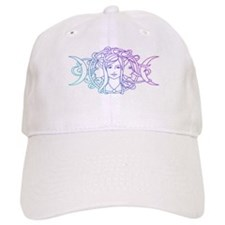 Triple Goddess Cap