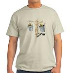 Balancing Buckets of Gold Light T-Shirt