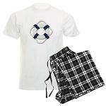 Blank Life Preserver Men's Light Pajamas
