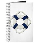 Blank Life Preserver Journal