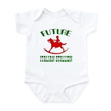 Future Italian Stallion Infant Creeper
