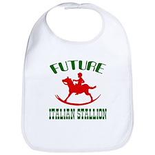 Future Italian Stallion Bib