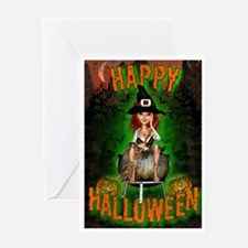 Halloween Greetings Card - Happy Halloween