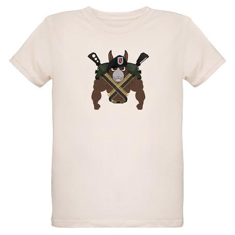 DonkMilitary Organic Kids T-Shirt