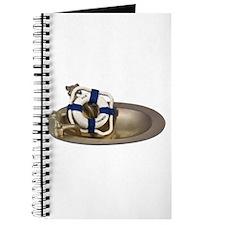 Life Preserver Brass Sink Journal