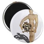 Holding Diving Helm Magnet