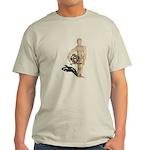 Holding Diving Helm Light T-Shirt