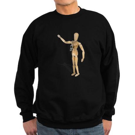 Wearing Coach Whistle Sweatshirt (dark)