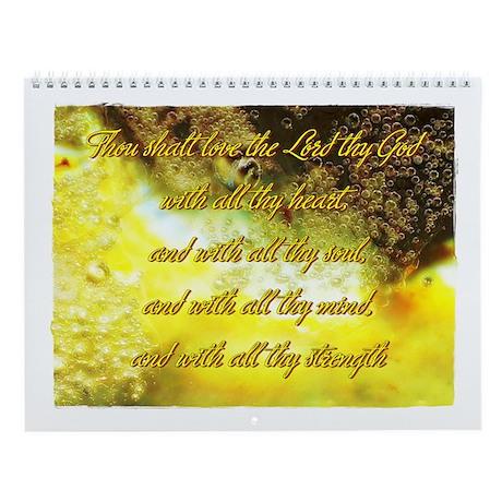 2013 Inspirational Wall Calendar