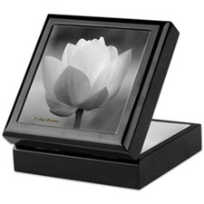Lonely Lily Keepsake Box