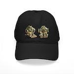 Diving Helm Black Cap