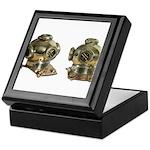Diving Helm Keepsake Box