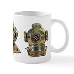 Diving Helm Mug