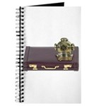 Diving Helm Briefcase Journal