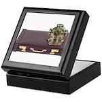 Diving Helm Briefcase Keepsake Box