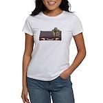 Diving Helm Briefcase Women's T-Shirt