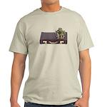 Diving Helm Briefcase Light T-Shirt