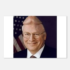 Cheney Postcards (Package of 8)