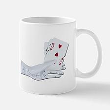 Palm Reading Cards Mug