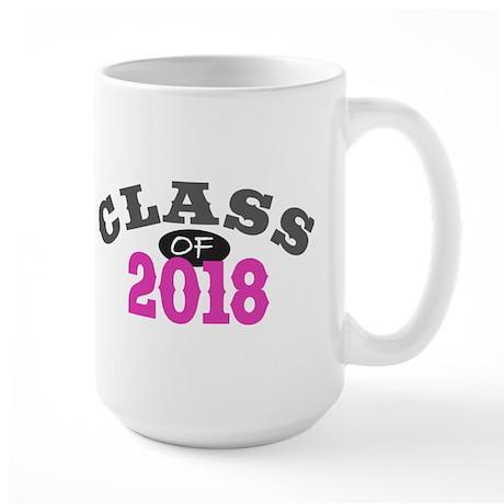 Class of 2018 Large Mug