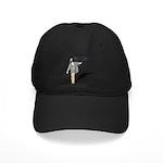 Windy Day Black Cap