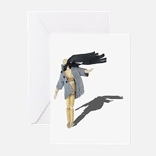 Windy Day Greeting Cards (Pk of 10)