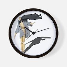 Windy Day Wall Clock