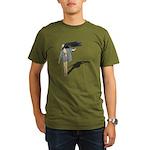 Windy Day Organic Men's T-Shirt (dark)
