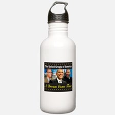 The United Greats Of America Water Bottle