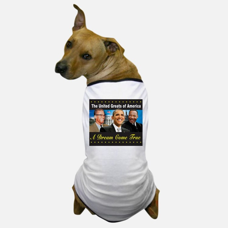 The United Greats Of America Dog T-Shirt
