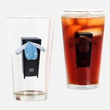 Letterman Jacket Locker Drinking Glass