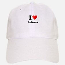 I Heart Love Arizona.png Baseball Baseball Cap