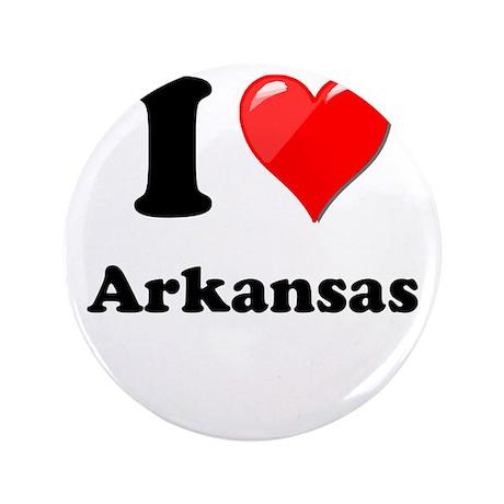 "I Heart Love Arkansas.png 3.5"" Button (100 pack)"