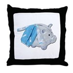 Letterman Jacket Piggy Bank Throw Pillow