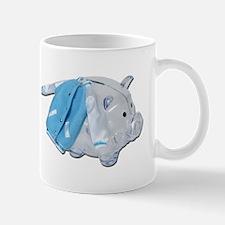 Letterman Jacket Piggy Bank Mug