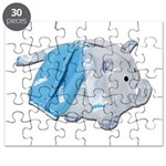 Letterman Jacket Piggy Bank Puzzle