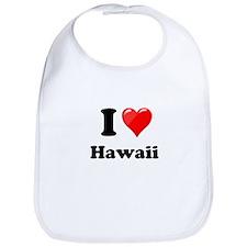 I Heart Love Hawaii.png Bib