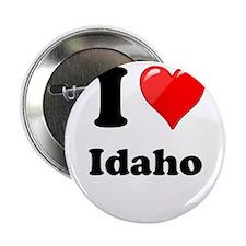 "I Heart Love Idaho.png 2.25"" Button"