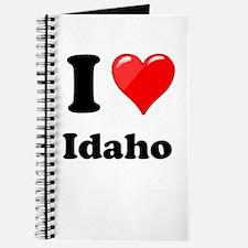 I Heart Love Idaho.png Journal
