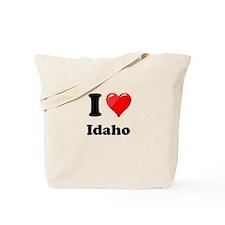 I Heart Love Idaho.png Tote Bag