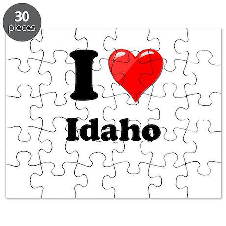 I Heart Love Idaho.png Puzzle