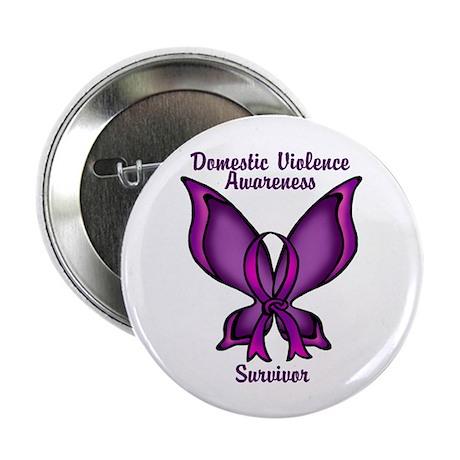 "Domestic Violence Awareness 2.25"" Button (10"