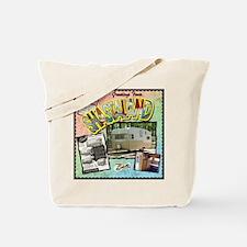 Shastaland Tote Bag