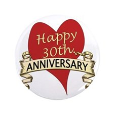 "Cute Years 3.5"" Button (100 pack)"