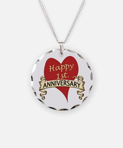 Funny Anniversary Necklace