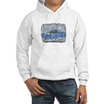 Lottery Tickets Cash Tumble Cage Hooded Sweatshirt