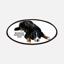 Berner Rug Pose - Patches