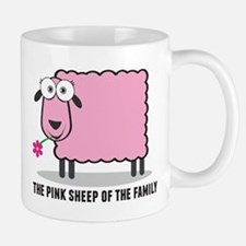 CRAZYFISH pink sheep Mug